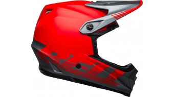 Bell Full-9 Fusion MIPS Fullface MTB-Helm Gr. XS (51-53cm) louver matte gray/red