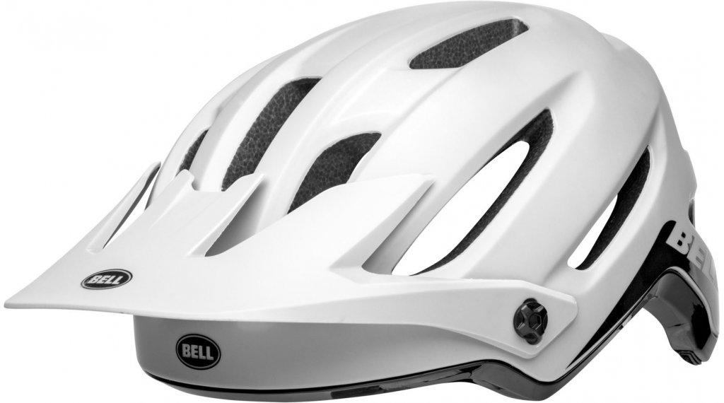 Bell 4Forty MTB-Helm Gr. S (52-56cm) matte/gloss white/black
