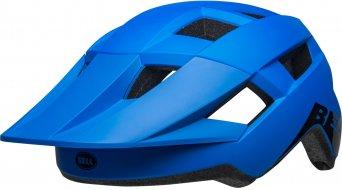 Bell Spark MIPS MTB- fietshelm maat.#*en*# unisize #*en*#(54-61cm)#*en*#mat/gloss#*en*#blauw/zwart