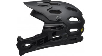 Bell Super 3R MIPS Fahrradhelm Gr. M (55-59cm) matte black/gray