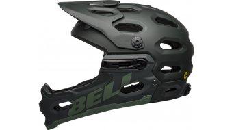 Bell Super 3R MIPS Fahrradhelm Gr. S (52-56cm) matte green
