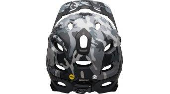 Bell Super DH Spherical casco integral MTB-casco tamaño S (52-56cm) matte/gloss negro camo
