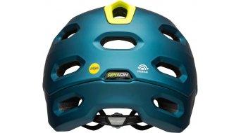 Bell Super DH Spherical Fahrradhelm Gr. M (55-59cm) matte/gloss blue/hi-viz