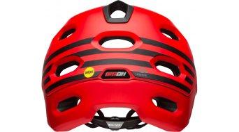 Bell Super DH Spherical casco integral MTB-casco tamaño S (52-56cm) matte/gloss rojo/negro fasthouse