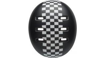 Bell Lil Ripper Child kids- helmet size  unisize  (48-55cm)  mat  black/white checkers