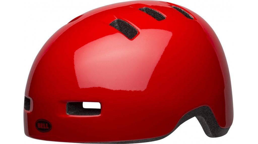 Bell Lil Ripper Child Kinder-Helm Gr. unisize  (48-55cm) gloss red