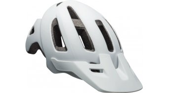 Bell Nomad Jr MTB- helmet kids size  unisize  (52-57cm)  mat  white/purple