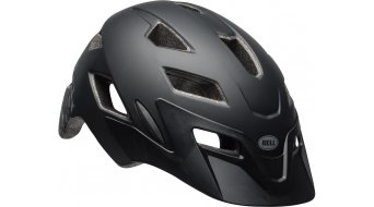 Bell Sidetrack Child MTB- helmet kids size  unisize  (47-54cm) fragments  mat  black/silver
