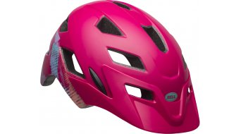 Bell Sidetrack Child MTB- helmet kids size  unisize  (47-54cm) gnarly  mat  berry