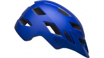 Bell Sidetrack Child MTB- helmet kids size  unisize  (47-54cm) t-rex  mat  blue