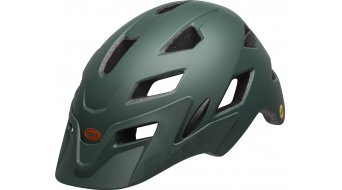 Bell Sidetrack Youth MIPS MTB- helmet kids size  unisize  (50-57cm) seeker  mat  tang/orange