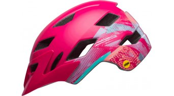 Bell Sidetrack Youth MIPS MTB- helmet kids size  unisize  (50-57cm) gnarly  mat  berry