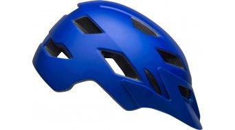 Bell Sidetrack Youth MIPS MTB- helmet kids size  unisize  (50-57cm) t-rex  mat  blue