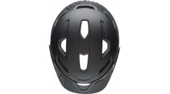 Bell Sidetrack Youth MTB- helmet kids size  unisize  (50-57cm) fragments  mat  black/silver
