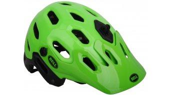 Bell Super MTB-helmet size S (51-55cm) bright green 2014