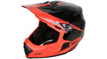 Bell Full-9 helmet DH- helmet size XL infrared intake 2016- display item Lackmacken in the Nackenbereich without Orginal packing