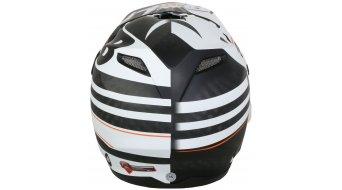 Bell Full-9 helmet DH-helmet size M (55-57cm) white/black blocked 2017