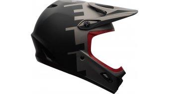 Bell Transfer-9 casco DH mis. M (55-57cm) black/grey yin yang mod. 2016
