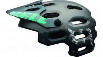 Bell Super 2 MIPS helmet MTB- helmet ladies- helmet cm) gunmetal shimmer 2016