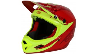 Bell Transfer-9 helm DH-helm maat. M (55-57cm) red/marsala viper model 2017- SALES SAMPLE