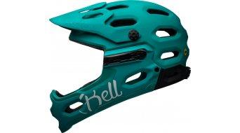 Bell Super 3R Joy Ride MIPS casco MTB Señoras-casco tamaño M (55-59cm) emerald Mod. 2017
