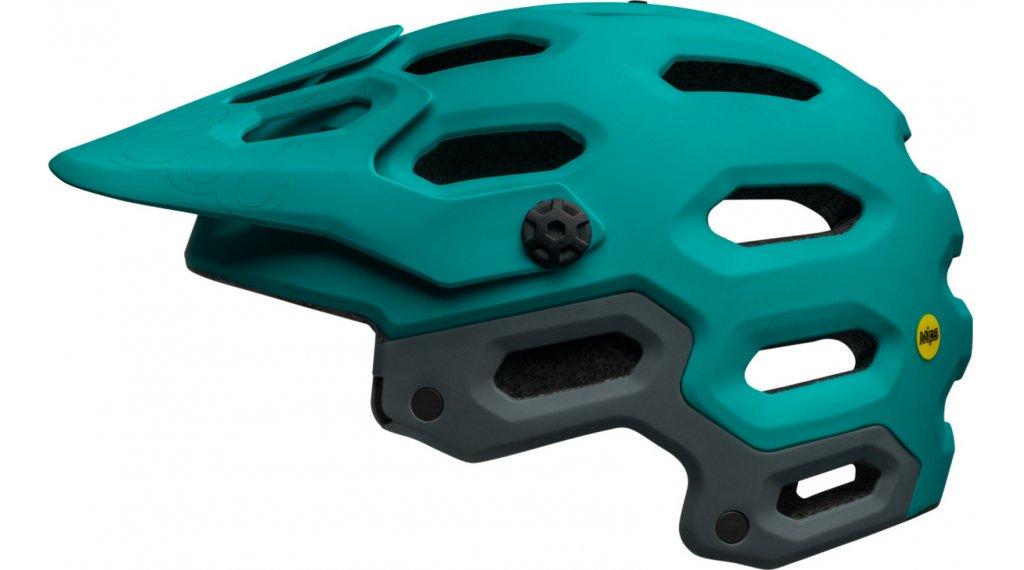 Bell Super 3 Joy Ride MIPS MTB dámská helma velikost S (52-56cm) emerald model 2017
