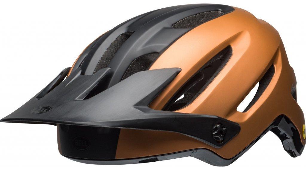 Bell 4Forty Mips MTB-helma velikost S (52-56cm) matt copper/black model 2018
