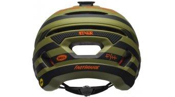 Bell Sixer Mips MTB(山地)头盔 Fasthouse-Edition 型号 S (52-56厘米) matte green/橙色 款型 2018