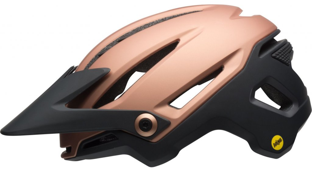 Bell Sixer Mips MTB(山地)头盔 型号 S (52-56厘米) matte copper/black 款型 2018