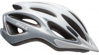 Bell Traverse MTB(山地)头盔 型号 均码 (54-61厘米) white/silver 款型 2019