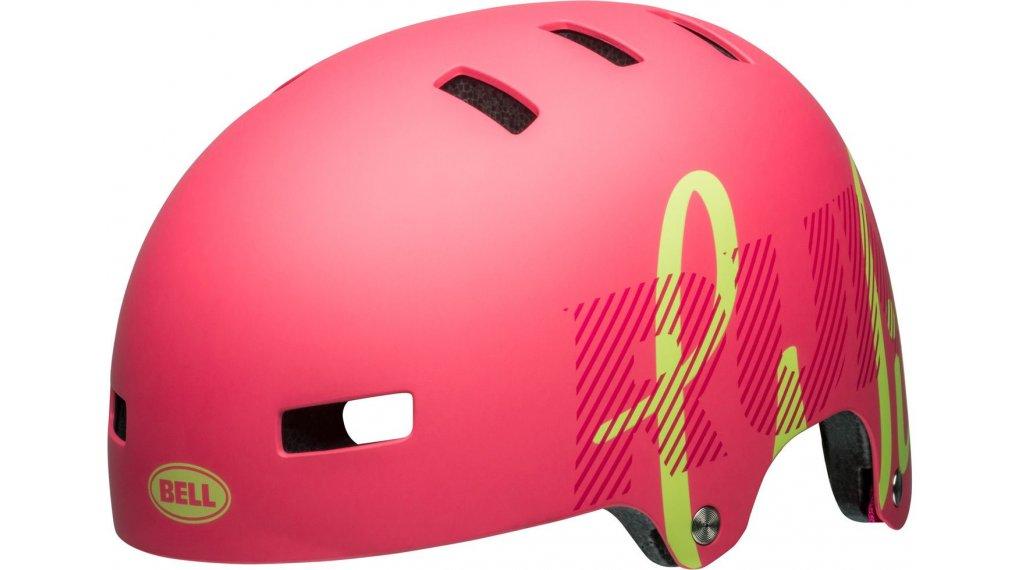 Bell Span 儿童头盔 型号 XS (49-53厘米) matte flamingo/pear 款型 2019