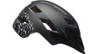 Bell Sidetrack Youth MIPS 儿童头盔 型号 均码 youth (50-57厘米) black/silver 款型 2019