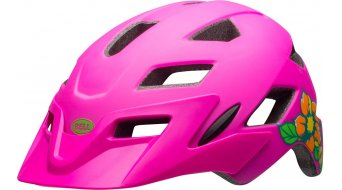 Bell Sidetrack Youth casco bambino mis. unisize (50-57cm) pink/lime mod. 2018