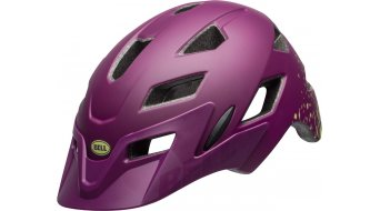 Bell Sidetrack Youth casco bambino mis. unisize (50-57cm) matte pear plum mod. 2018