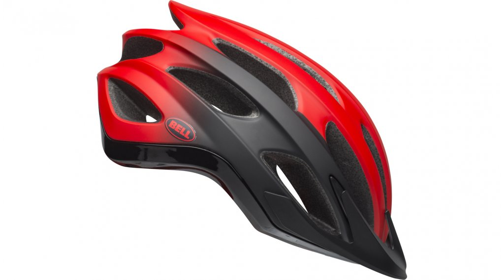 Bell Drifter MIPS MTB(山地)头盔 型号 S (52-56厘米) thunder matte/gloss crimson/black 款型 2019