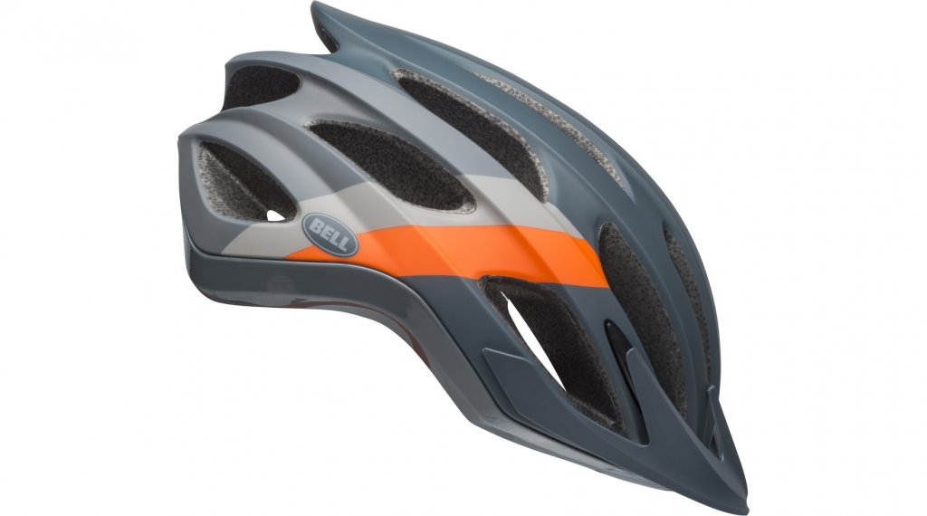 Bell Drifter MIPS MTB(山地)头盔 型号 S (52-56厘米) matte/gloss slate/dark gray/橙色 款型 2019