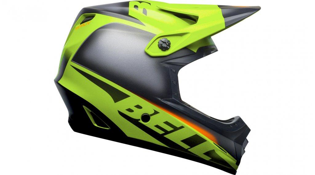 Bell Full-9 Fusion MIPS DH Fullface-Helm Gr. XS (51-53cm) matte/gloss black/green Mod. 2020