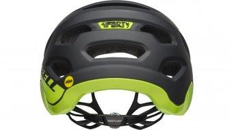 Bell 4Forty MIPS MTB(山地)头盔 型号 S (52-56厘米) cliffhanger matte/gloss black/bright green 款型 2019