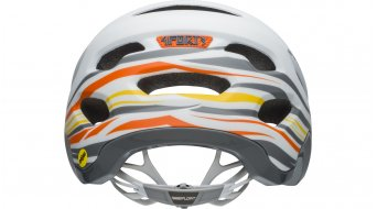 Bell 4Forty MIPS MTB(山地)头盔 型号 S (52-56厘米) rush matte/gloss white/橙色 款型 2019