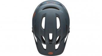 Bell 4Forty MTB(山地)头盔 型号 S (52-56厘米) cliffhanger matte/gloss slate/橙色 款型 2019