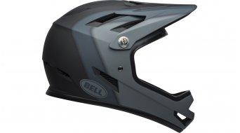 Bell Sanction DH(速降)头盔 型号 S (52-54厘米) presences 亚光黑 款型 2019