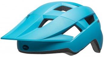 Bell Spark MTB(山地)头盔 型号 均码 (54-61厘米) matte bright blue/black 款型 2019