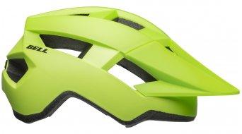 Bell Spark MTB(山地)头盔 型号 均码 (54-61厘米) matte bright green/black 款型 2019