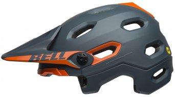 Bell Super DH MIPS DH-Enduro-Helm Gr. S (52-56cm) matte/gloss slate/orange Mod. 2019