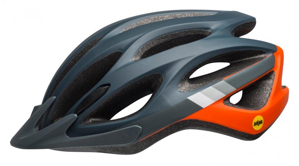 Bell Traverse MIPS MTB(山地)头盔 型号 均码 (54-61厘米) matte slate/dark gray/橙色 款型 2019
