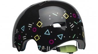 Bell Span Kinder-Helm Gr. S (51-55cm) radical black Mod. 2019