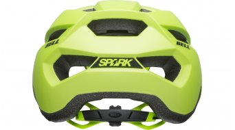 Bell Spark Jr 儿童头盔 型号 均码 youth (50-57厘米) matte bright green/black 款型 2019