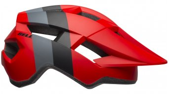 Bell Spark Jr 儿童头盔 型号 均码 youth (50-57厘米) downdraft matte crimson/black 款型 2019