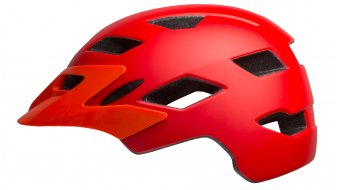 Bell Sidetrack Child enfants-casque taille unique child (47-54cm) mat red/orange Mod. 2019