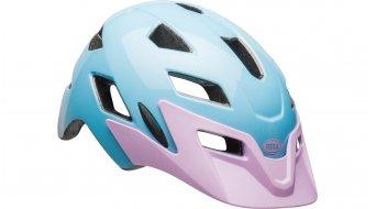 Bell Sidetrack Youth 儿童头盔 型号 均码 youth (50-57厘米) cmyk/lilac 款型 2019